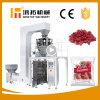 Máquina de empacotamento vertical para frutos secos
