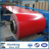 Color acrilico Cated Aluminium Coil per Roofing