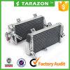 ホンダCrf 250r 14 - 17のためのアルミ合金のオートバイ水冷却のラジエーター