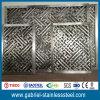 Tabique de la pantalla del metal del corte del laser de la decoración interior