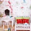 2017 het Hete Huis van Doll van het Stuk speelgoed van de Verkoop Romantische Houten