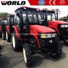 45HP 4WD wiel-Stijl de Tractor van het Landbouwbedrijf voor Verkoop