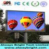 Visualización de LED a todo color al aire libre P10 de las ventas calientes de Abt