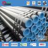 工場の中国の製造業者の溶接鋼管の黒の管