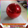 sfera decorativa d'argento dello specchio di 2m/sfera riflettente gonfiabile per la decorazione di festival