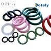 Cuerda da alta temperatura del anillo o del caucho de silicón