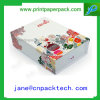 Folding Gift Jewelry Packing Cosmetic Book Documents Stockage Boîte à papier