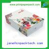 El libro cosmético plegable del embalaje de la joyería del regalo documenta el rectángulo de papel del almacenaje