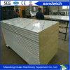 Sauberer Raum-Sandwichwand-Panel der EPS/Rock Wolle-/Glaswollen/des Polyurethans (PU) verwendet auf pharmazeutischem Nahrungsmittel-Abkühlung-Haus