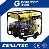 Воздух-Охлаждая портативный тепловозный генератор Welder 5kw (DWG6700CLE)