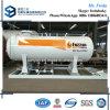 10t LPG que rellena la estación del patín con el dispensador del LPG, escala del LPG