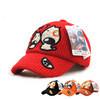 Gorra de béisbol exterior al por mayor del invierno de los niños del sombrero del deporte