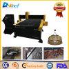 Máquina 1325 de China do metal/alumínio/ferro da estaca do plasma da velocidade rápida
