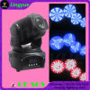 7 gobos rotatifs et 3 Prism 60W LED Moving Head spot