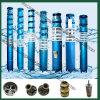 Elektrische vertikale versenkbare Wasser-Hochdruckpumpe für gebohrtes Loch