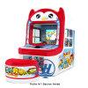 Máquina de juego video de arcada del Shooting colorido para los niños (ZJ-HB12)