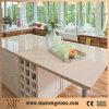 EUA Projeto de cozinha popular Artificial Man Made Quartz Stone Kitchen Countertops