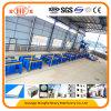 Machine de fabrication de panneaux de panneaux de béton léger ignifuge / Machine de fabrication de panneaux sandwich