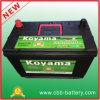 batería de coche sin necesidad de mantenimiento de 12V 90ah N90