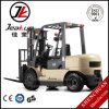 4t Diesel van de Vorkheftruck van de capaciteit Vorkheftruck