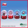 Глобус воды Santa Claus рождества Polyresin глобуса снежка рождества СИД