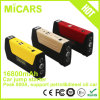 sorgente portatile dell'automobile di potere del dispositivo d'avviamento 16800mAh di salto dell'automobile del veicolo 12V per le automobili/motociclo