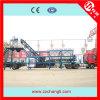 Ce Certificate 35m3/H Mobile Concrete Plant (YHZS35)