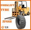 Gabelstapler-Gummireifen, Schlussteil-Reifen, 650-10, inneres Gefäß-Reifen