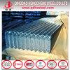 Z100 금속 단면도에 의하여 직류 전기를 통하는 아연 물결 모양 루핑 장