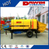 Sale를 위한 Electric Diesel Power를 가진 40m3 50m3/H Large Aggregate Trailer Concrete Pump