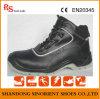Черные стальные ботинки безопасности Дубай RS736