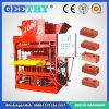 Do equipamento de construção 7000plus mestre de Eco máquina de fatura de tijolo/cimento hidráulico