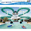 FRP Closed en spirale Outdoor Water Slide Equipment (M11-05106)