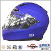 직업적인 점 두 배 챙 기관자전차 헬멧 (FL123)