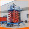 Bewegliches elektrisches Gewächshaus der Qualitäts-5000kg Scissor Aufzug für Verkauf
