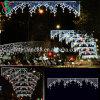 Feiertags-dekorative Stern-Motiv-Straßenlaterne