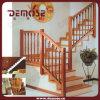 Diseño de Madera en Forma de L Simple de las Escaleras (DMS-S1008)