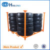 China Stackable Adjustable Metal Tire Rack