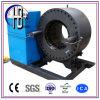 Großer Durchmesser-schneller Änderungs-Hilfsmittel-Schlauch-quetschverbindenmaschine