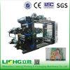 PLC Control Label Printing Machine con Ceramic Roller