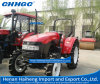 80HP 4WD Agricultural Machinery, Farm Wheel Trctor com Low Cost