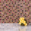 古典的なCrystal Glass MosaicおよびResin Mosaic (M815028)