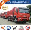 No. 1 autocarro con cassone ribaltabile pesante di Sinotruk il più basso/più poco costoso HOWO-7 6X4 dello scaricatore del ribaltatore del camion