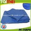 Bâche de protection/Tarps de PE avec traité aux UV pour la couverture de /Truck de véhicule/couverture de syndicat de prix ferme