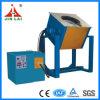 Inclinando el horno de la fusión del metal de la inducción para el cobre (JLZ-45KW)