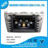 На Mazda 6 Автомобиль GPS Navigation 2009-2011 сСтроить-внабороммикросхем RDS Bt 3G/WiFi DSP Radio 20 Dics Momery GPS A8 (TID-C012)