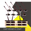Новый Н тип 8 микрофоны радиотелеграфа системы конференции UHF канала