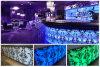 Der LED-Corian hoher belichteter LED Handelsstab-Zählwerk Stab-Tabellen-Zeichen-Stab-Zählwerk-Möbel-