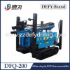 100-200m DTH Hammer Water Well Drilling Rig Machine à vendre