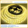 Warmes Streifen-Licht des Weiß-5050 60/M wasserdichtes Unterdes schrank-LED